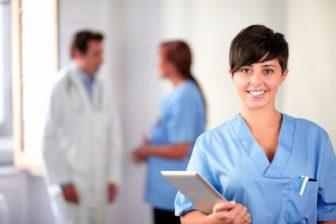 Krankenschwester Einstellungstest