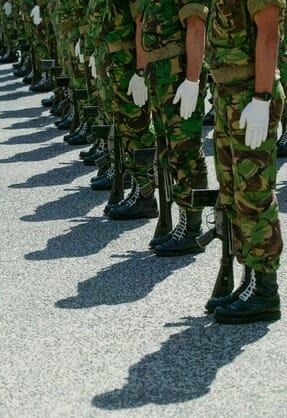 Einstellungstest Militärakademie