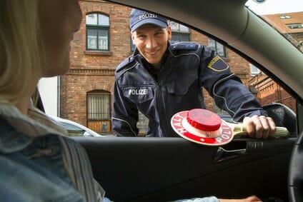 Einstellungstest Polizei in Hessen