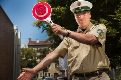 Einstellungstest Polizei in Berlin