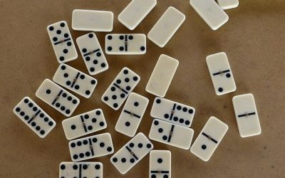 Einstellungstest Logisches Denken Domino-Serien