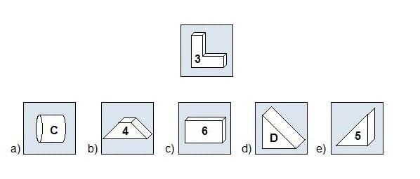 Einstellungstest 2, Erinnerungsvermögen, Frage 24