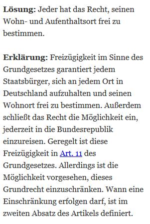 6.5 Recht-und-Grundgesetz-Einstellungstest