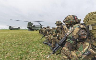 Bundeswehr Wiedereinsteller: Proben Sie hier für den Ernstfall