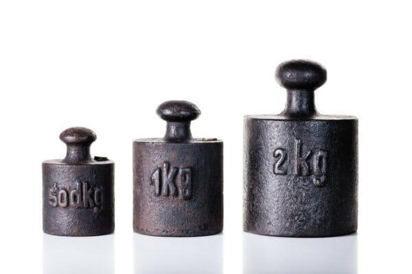 Einstellungstest Mathematisches Denken Maße und Gewichte