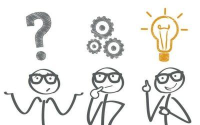 Einstellungstest kreatives Denken