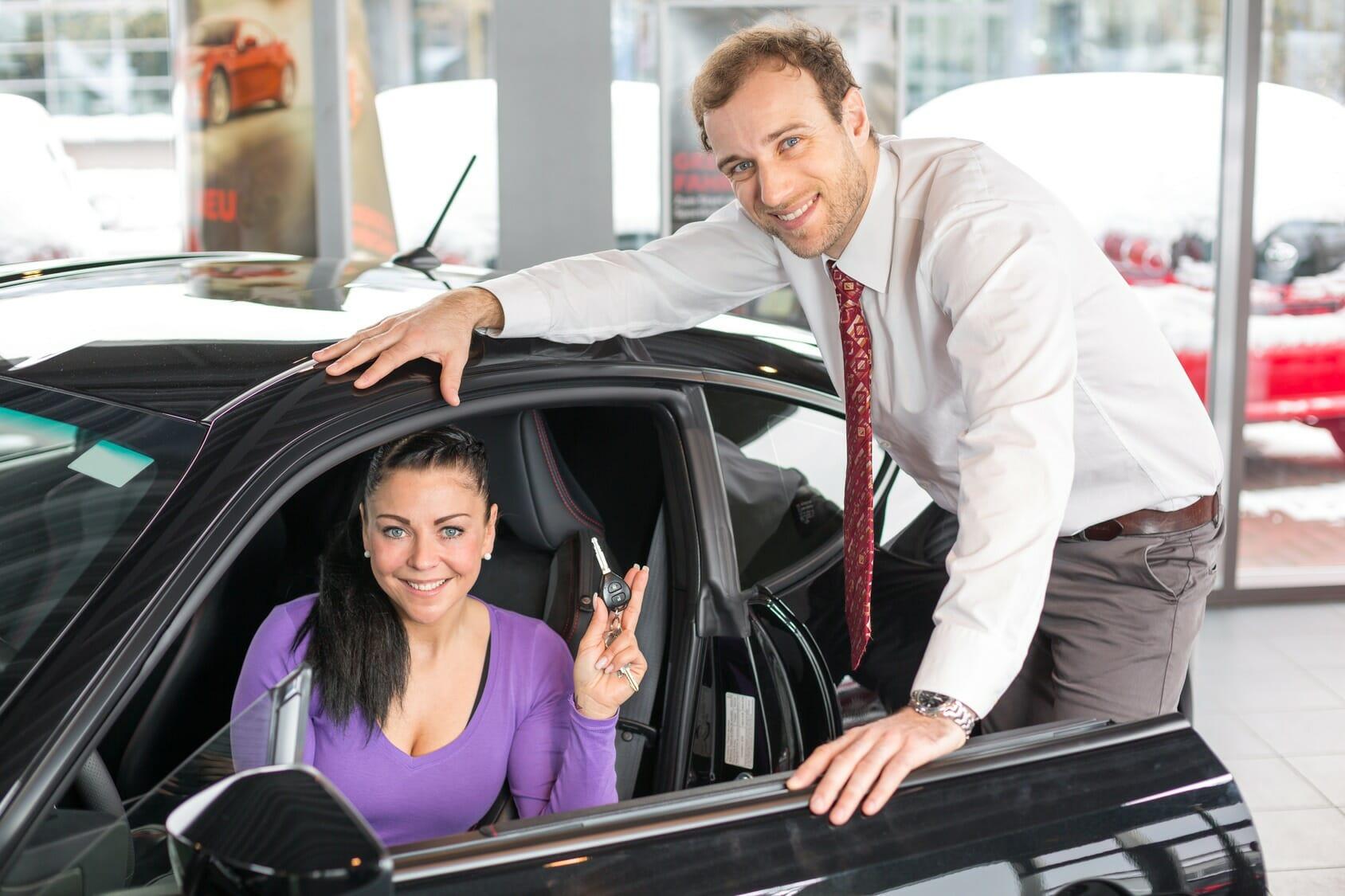 Einstellungstest Automobilkaufmann/-frau