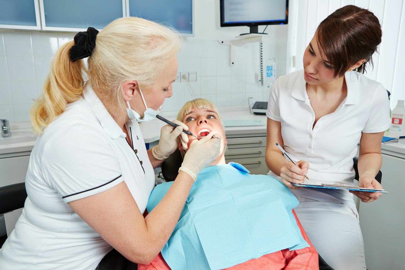 Einstellungstest zahnmedizinische Fachangestellte
