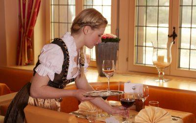 Einstellungstest Restaurantfachmann/-frau
