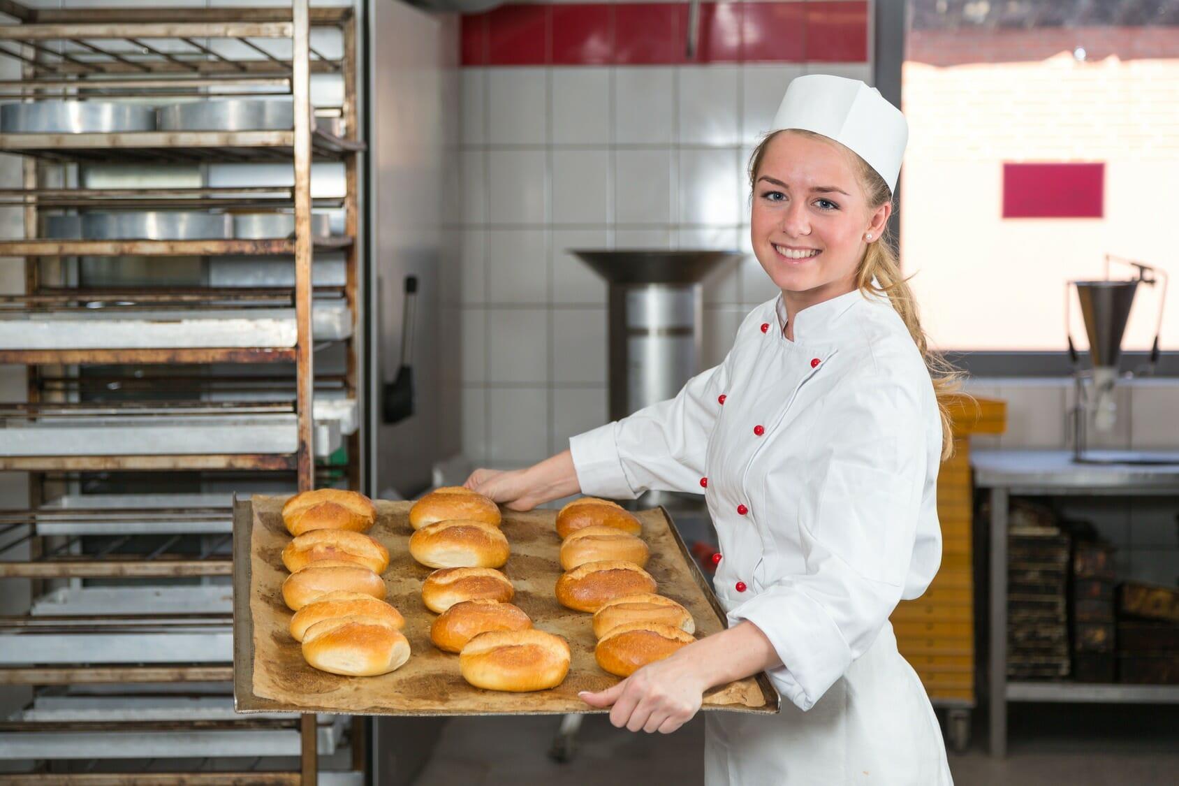 Einstellungstest Bäcker/-in