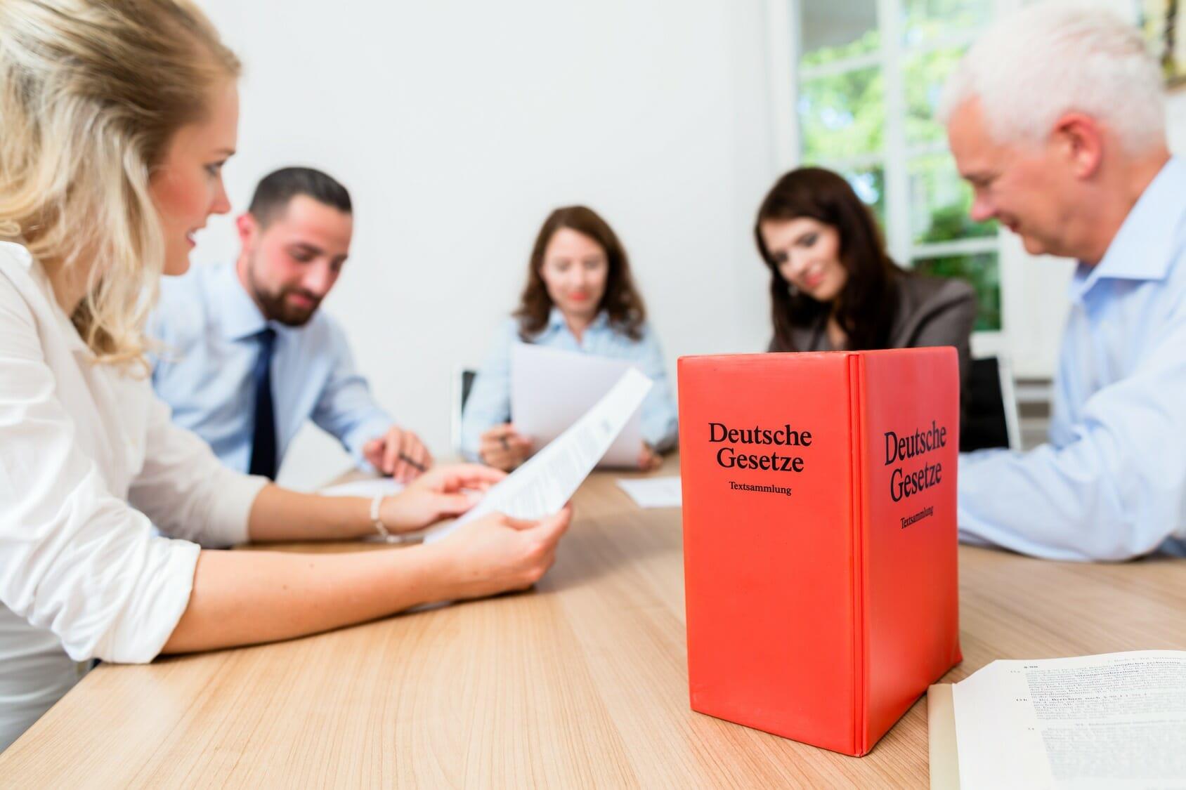 Einstellungstest Rechtsanwaltsfachangestellte