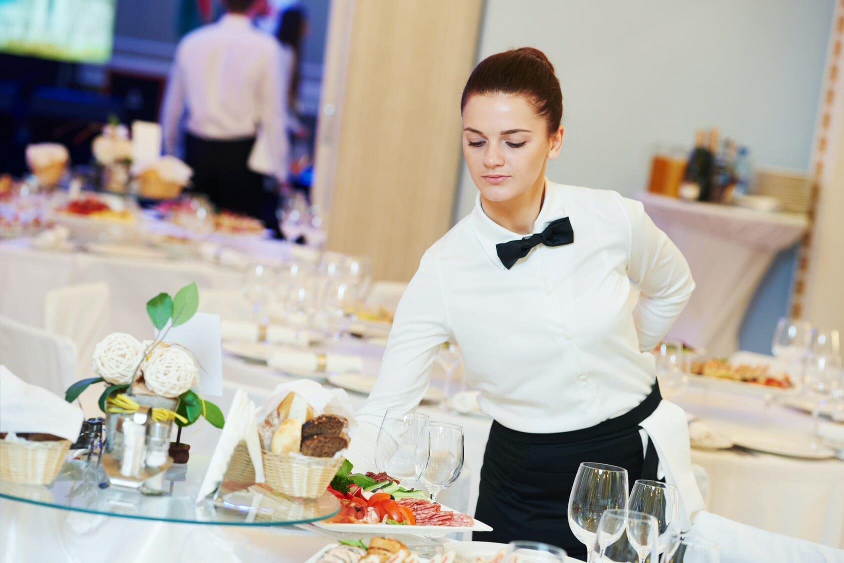 Einstellungstest Gastronomie